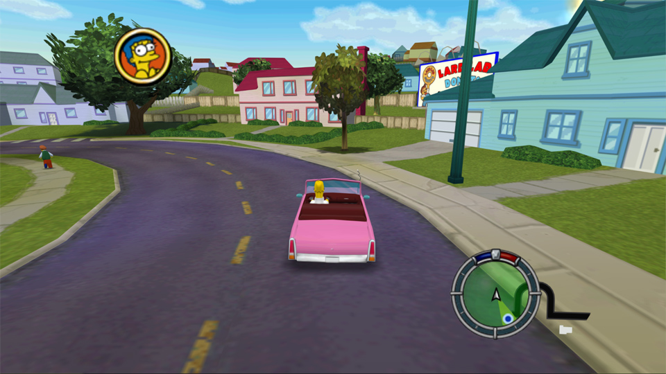The Simpsons ame Hit And Run Full Version Free Download