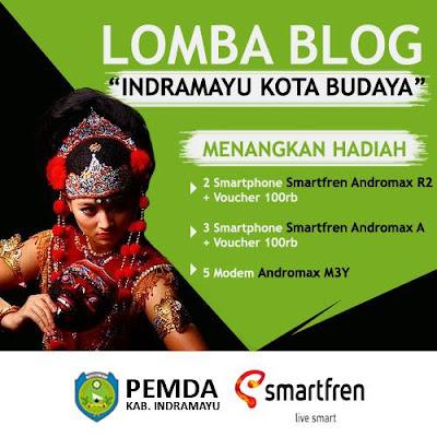 Lomba Blog Indramayu Kota Budaya