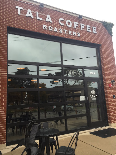 Tala Coffee Roasters Cafe in Highwood, Illinois