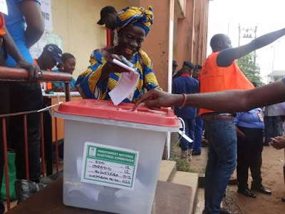 """Largely peaceful, widespread inducement and vote buying"" Nigerian Civil Society Situation Room assesses Edo state election"