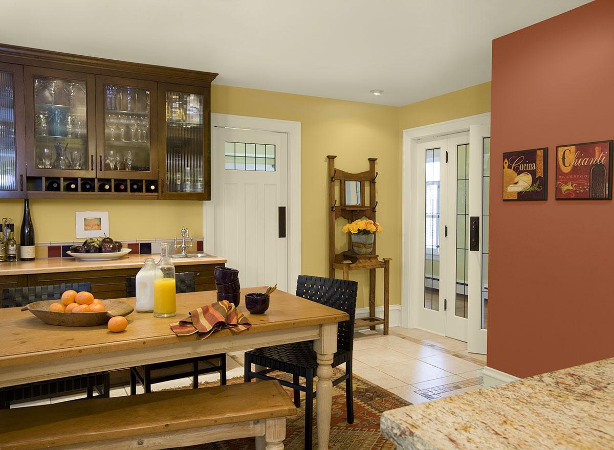 Rekomendasi penerapan cat minimalis dapur untuk rumah ...