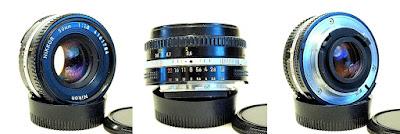 Nikon Nikkor 50mm 1:1.8 Ai-S