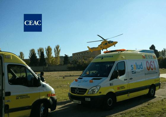 ¿Qué hace falta para trabajar como conductor de ambulancias?