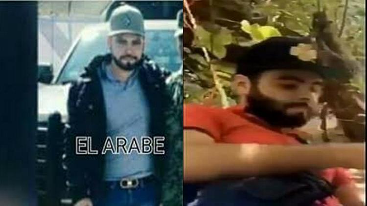 """Vídeo: """"Voltealo para que conozca una pistola buena, Soy el Arabe"""" alardea presunto Líder Regional del CJNG tras lo cual, acribilla a un """"Viagra"""""""