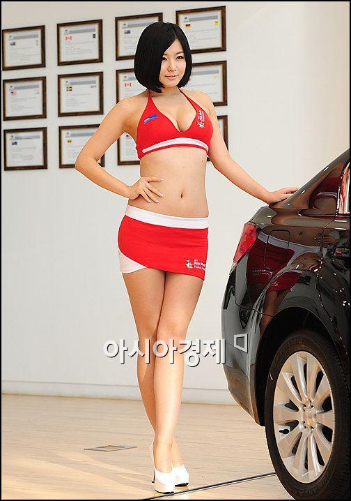 [Ryu Ji Hye] 2011.01.13 - Asia Model Awards Profile Photos