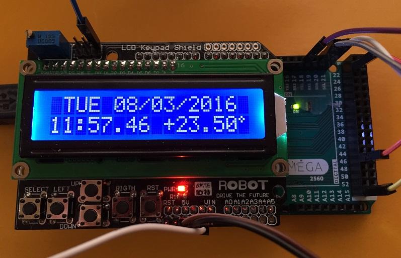 Whitfield Street: Arduino 16x2 LCD/Keypad Shield