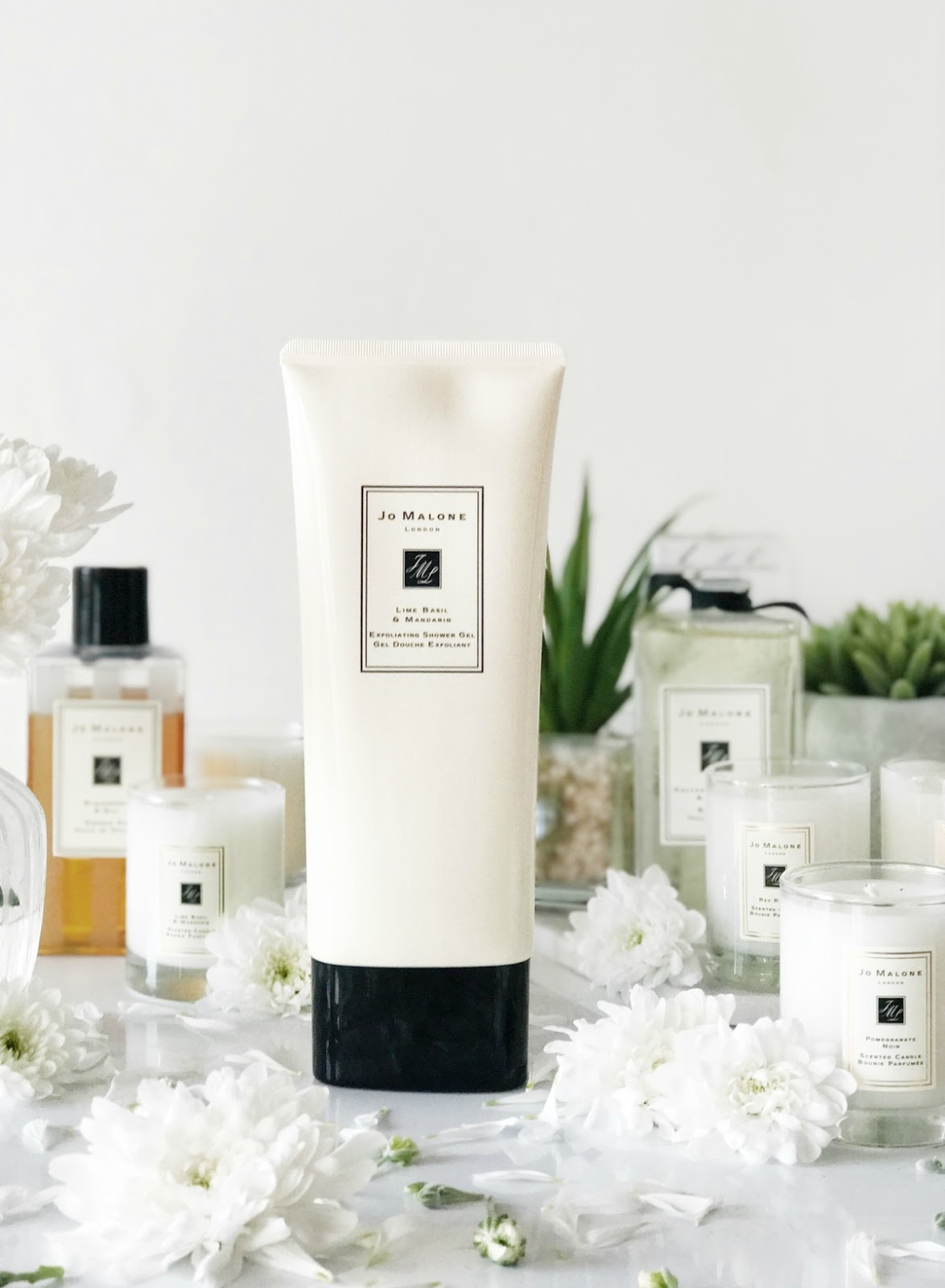 The New Jo Malone Exfoliating Shower Gels Review