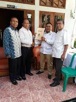 Tim Aji Man dan Aji Irfan Bersamaan Mendaftar di Partai Gerindra