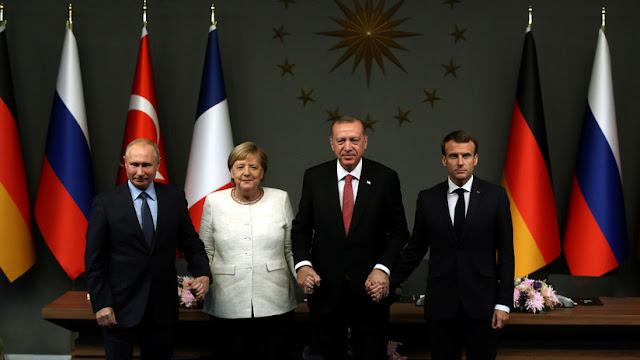 """Putin tras la cumbre: """"La solución en Siria es posible solo por medios políticos y diplomáticos"""""""