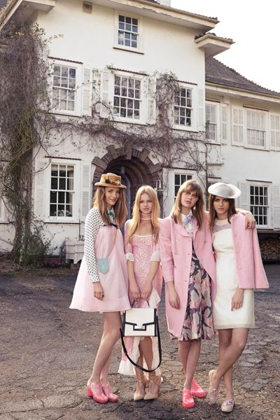 Stylish hen parties, is all pink charming and feminine  {Cool Chic Style Fashion}