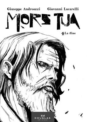 Mors Tua #4 - La fine (cover)