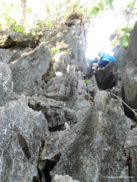 Taraw Cliff, El Nido