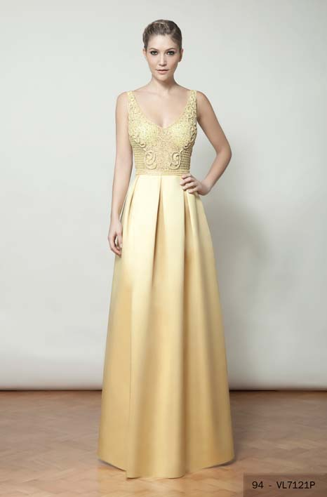 vestido amarelo 2017
