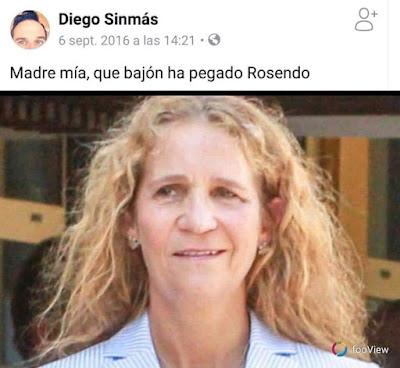 Madre mía, qué bajón ha pegado Rosendo