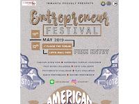 """ENTREPRENEUR FESTIVAL - """"AMERICAN STREET"""""""