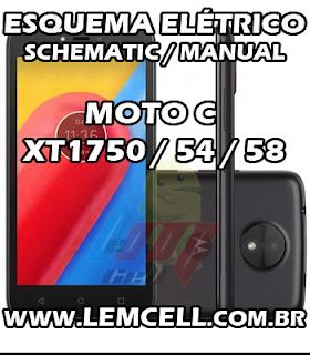 Esquema Elétrico Smartphone Celular Motorola Moto C XT1750 - XT1754 - XT1758 Service Manual schematic Diagram Cell Phone Smartphone Motorola Moto C XT1750 - XT1754 - XT1758 Esquematico Smartphone Celular Motorola Moto G5s Plus XT1802