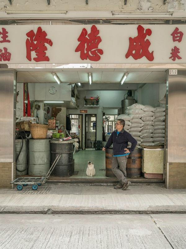 hong kong shop photos