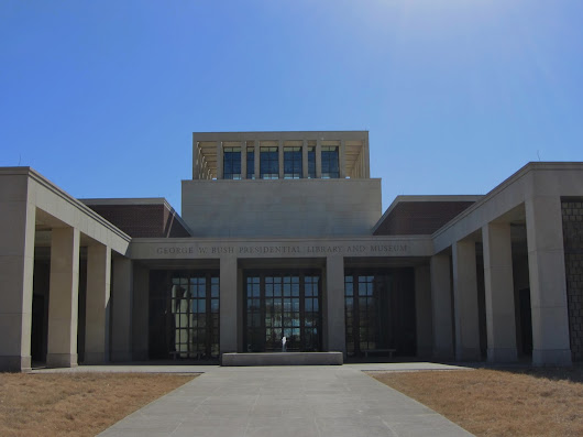 City Series:Dallas: George W. Bush Presidential Library and Museum