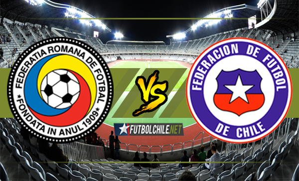 Rumanía vs Chile