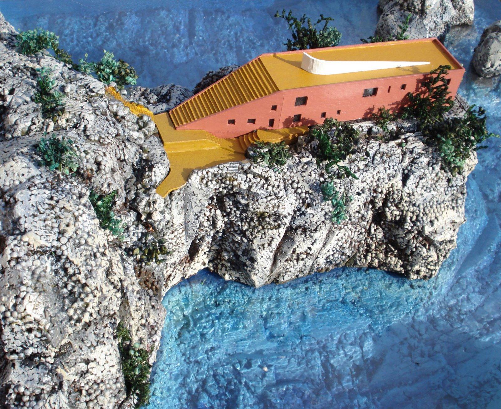 Italian Food Near Me Abandone Building Casa: Casa Malaparte - House Capri
