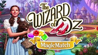 wizard of oz magic match apk