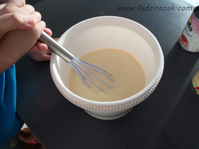 Resepi Puding Karamel Mudah
