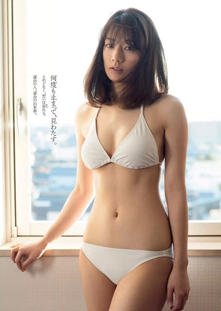 佐藤美希 Sato Miki 週刊プレイボーイ Weekly Playboy Feb 2016 Pics 5