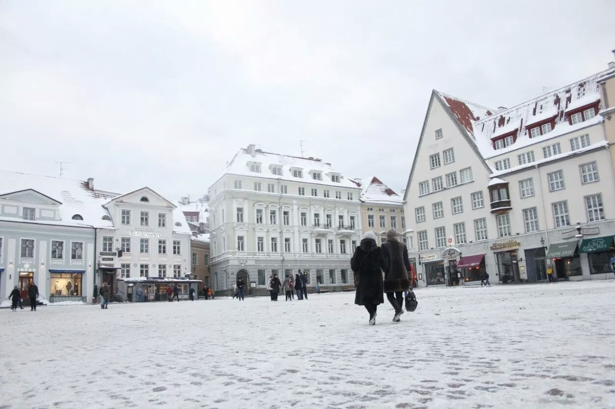 Estonia coldest country