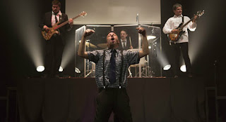 Erik Gatby en ¡Arrea! El musical