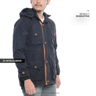990 Koleksi Model Jaket Parka Pria Bandung Terbaru