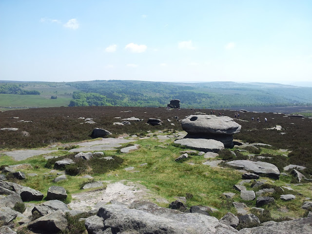 view, sheffield, peak district