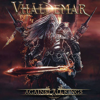 "Ο δίσκος των Vhäldemar ""Against All Kings"""