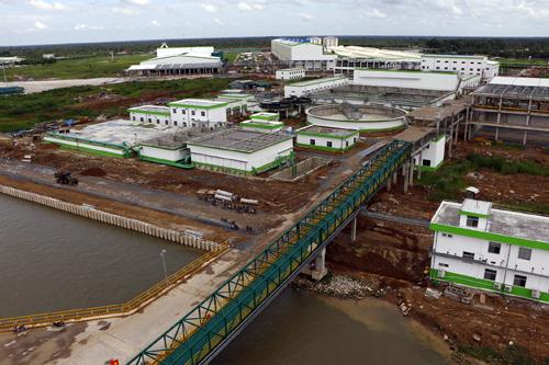 Quy chuẩn kỹ thuật quốc gia về nước thải công nghiệp