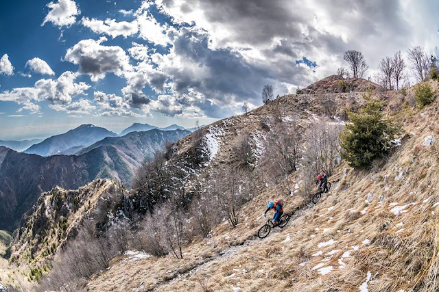 mountainbike tour gardasee lago di garda mtb