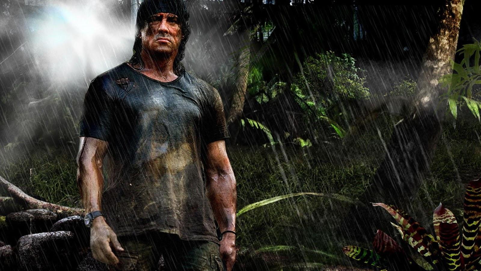 "Remake de ""Rambo"", sem Sylvester Stallone, contrata diretor Israelense"