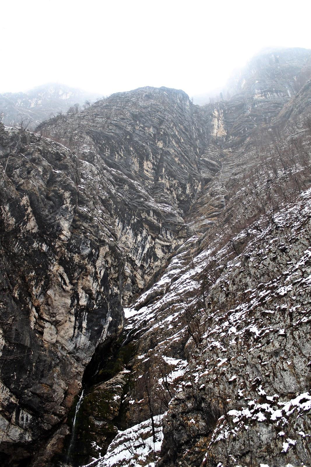 national park triglav rock mountain scape