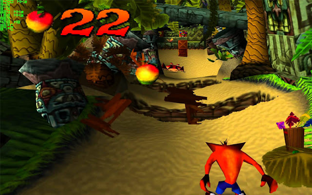 crash bandicoot, crash bandicoot 1, crash bandicoot 1 pc, crash bandicoot 1 psp, crash bandicoot 1 español, juego de plataformas, vortex, crash bandicoot playstation, descargar crash bandicoot