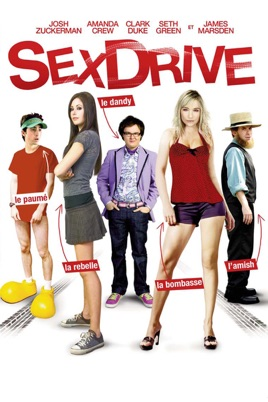 18+ Sex Drive (2008) UNRATED 450MB BRRip 480p
