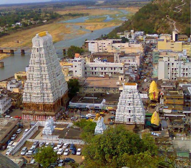 Sri Kalahasti Temple, Srikalahasti, Andhra Pradesh