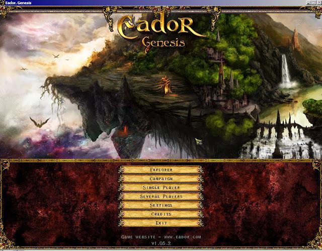 Eador: Genesis main