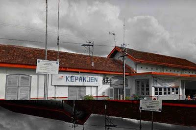 Gambar Stasiun Kepanjen
