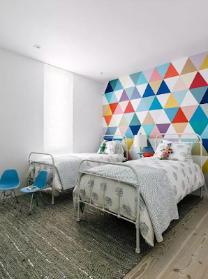 Inspirasi Motif Wallpaper Kamar Tidur Yang Bikin Tidur Anda  Lelap 4