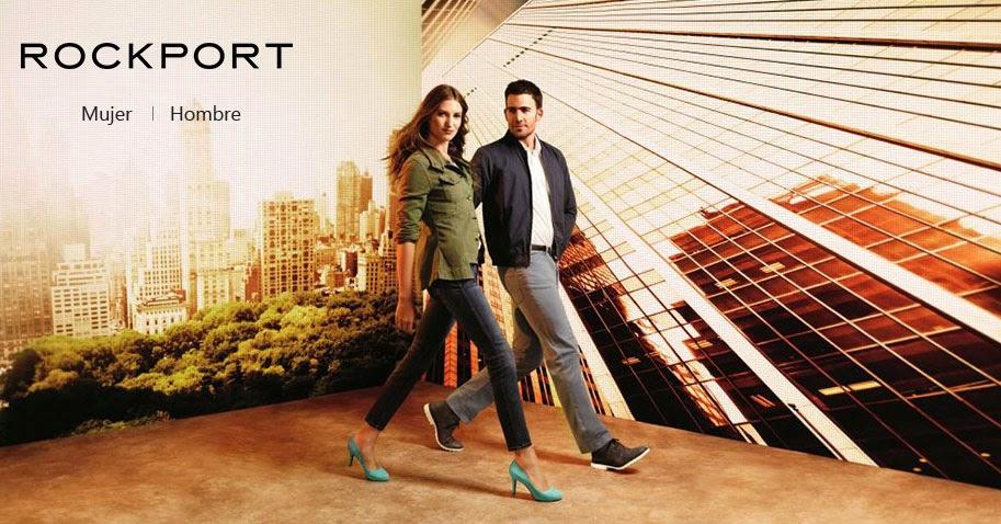Aprovecha esta oferta de calzado de la marca Rockport
