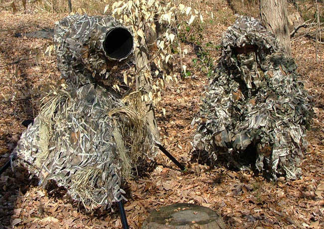 Some Strange Examples Of Camouflage Photography