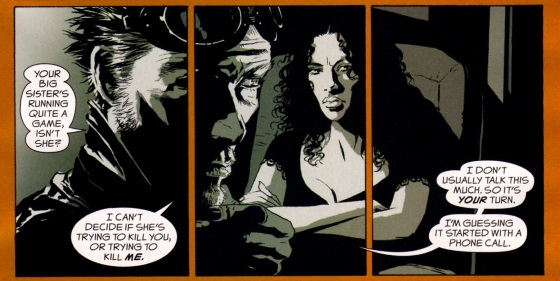 Desolación Jones, de Warren Ellis y J. H. Williams III