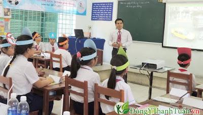 niềm đam mê giảng dạy của người thầy