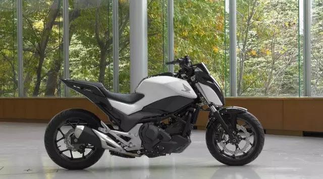 Keren! Dibuat Tanpa Standart, Motor Baru dari Honda ini Dijamin Tak Akan Roboh