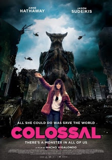 Film Colossal (2017) Bioskop