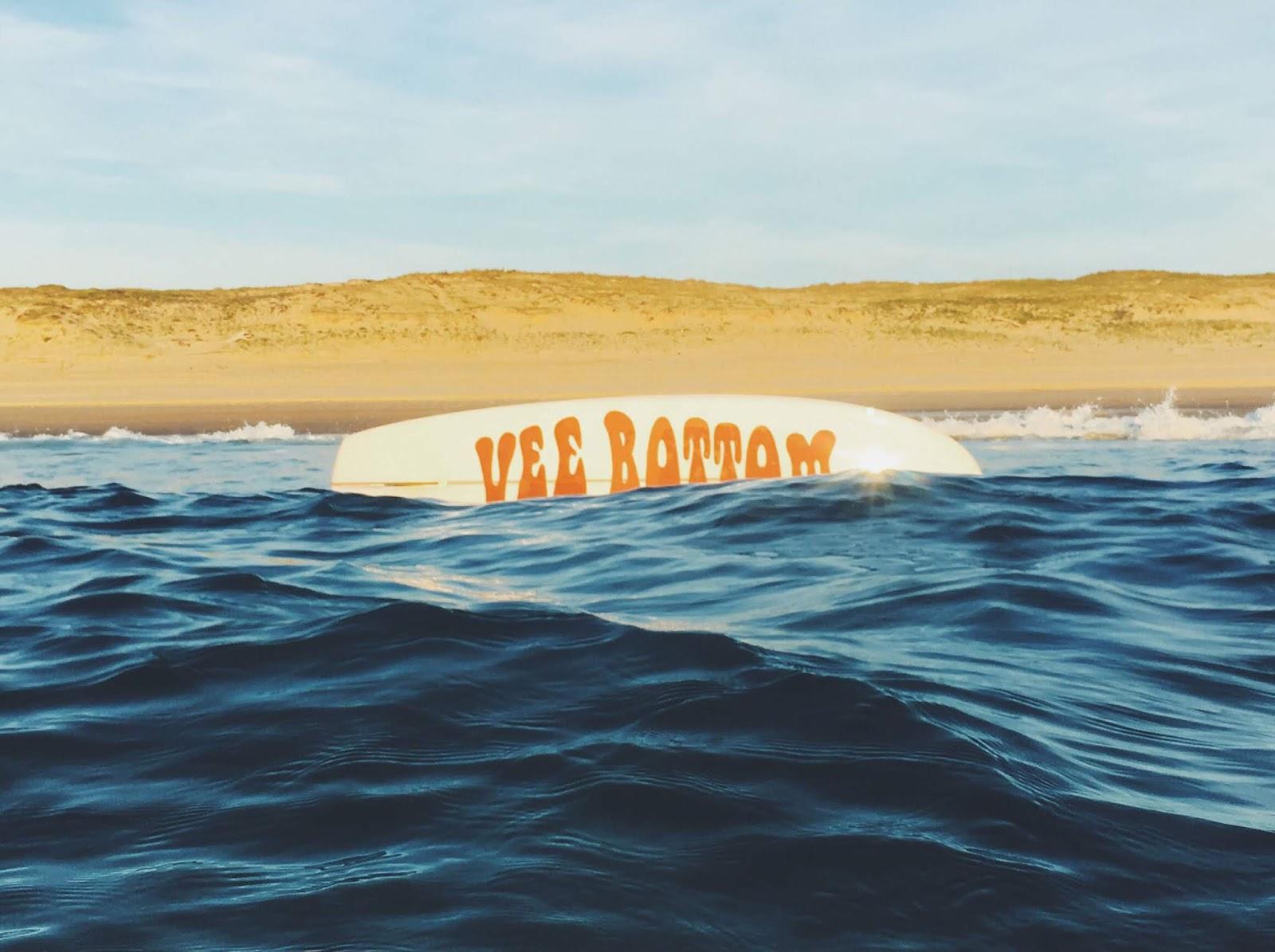 Vee Bottom model, shaped by Surfin Estate