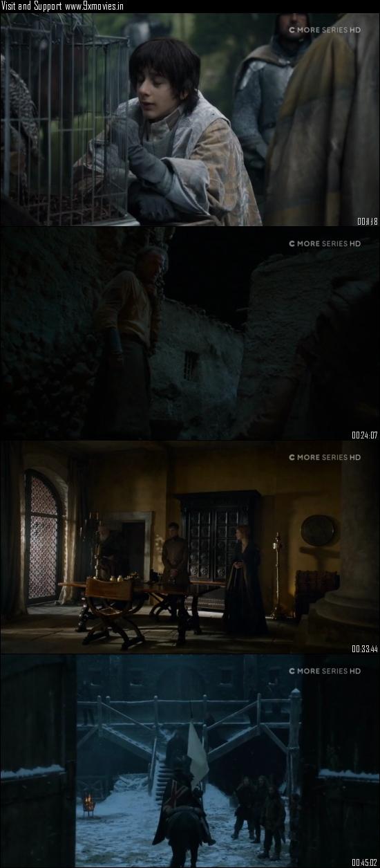 Game of Thrones S06E04 HDTV 720p